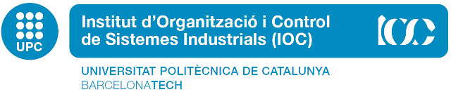 Software — Service and Industrial Robotics  SIR — UPC